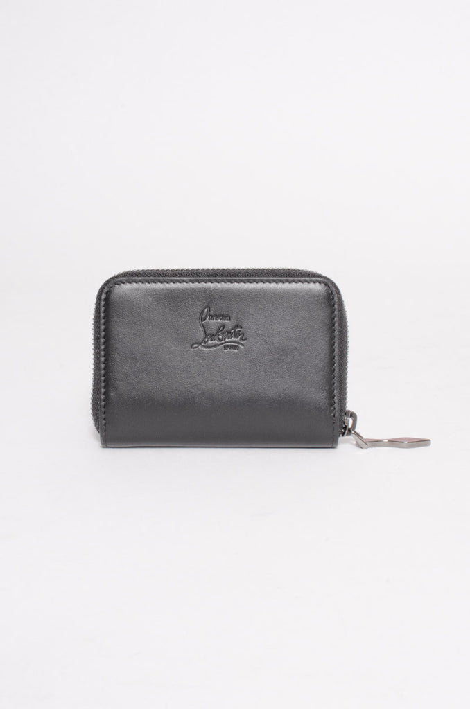 PANETONNE STUDDED WALLET WITH TAGS