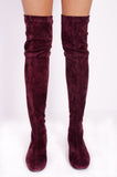 PILOUL OVER THE KNEE BOOTS