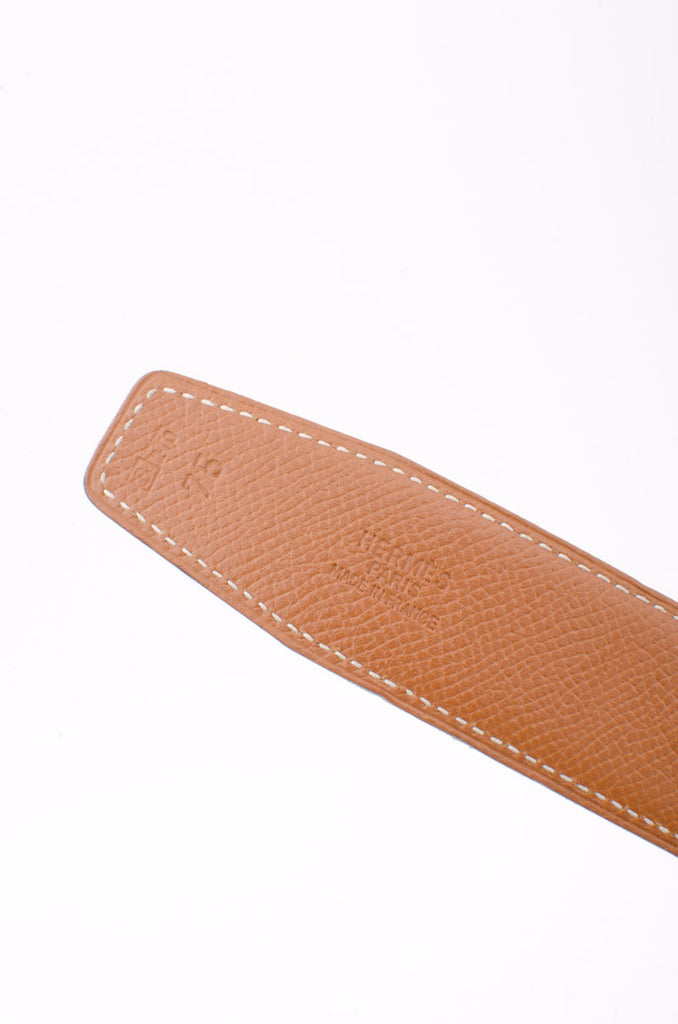 32MM BROWN BELT