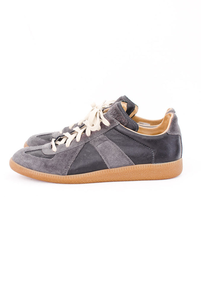 REPLICA SUEDE LOW TOPS