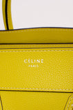 CITRON MINI LUGGAGE TOTE