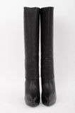 QUEEN KNEE HIGH BOOT WITH TAGS