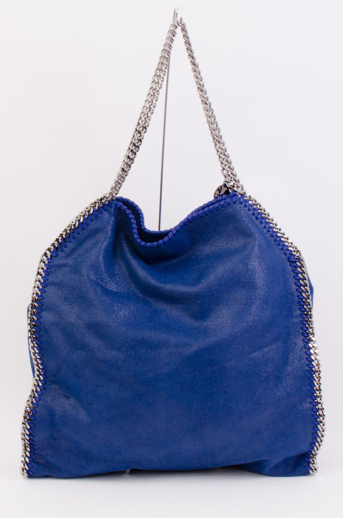 BLUE FALABELLA PURSE WITH TAGS