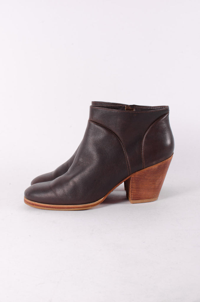 MARS ANKLE BOOTIES