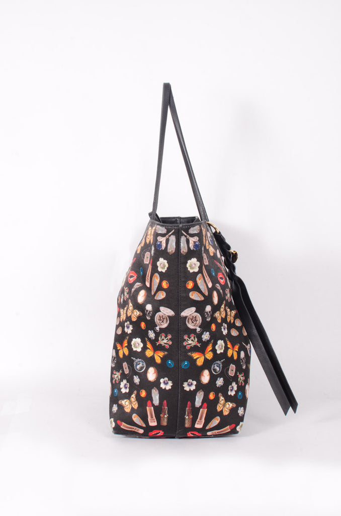 OBSESSION PRINTED TOTE