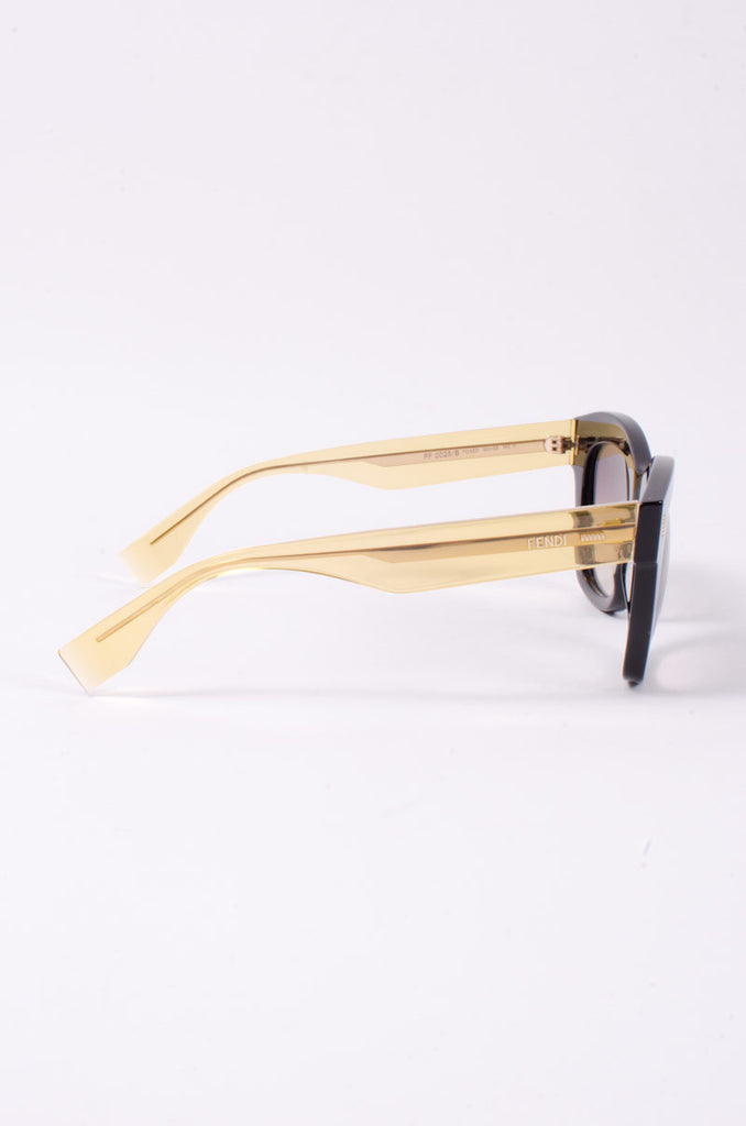50MM RETRO SUNGLASSES