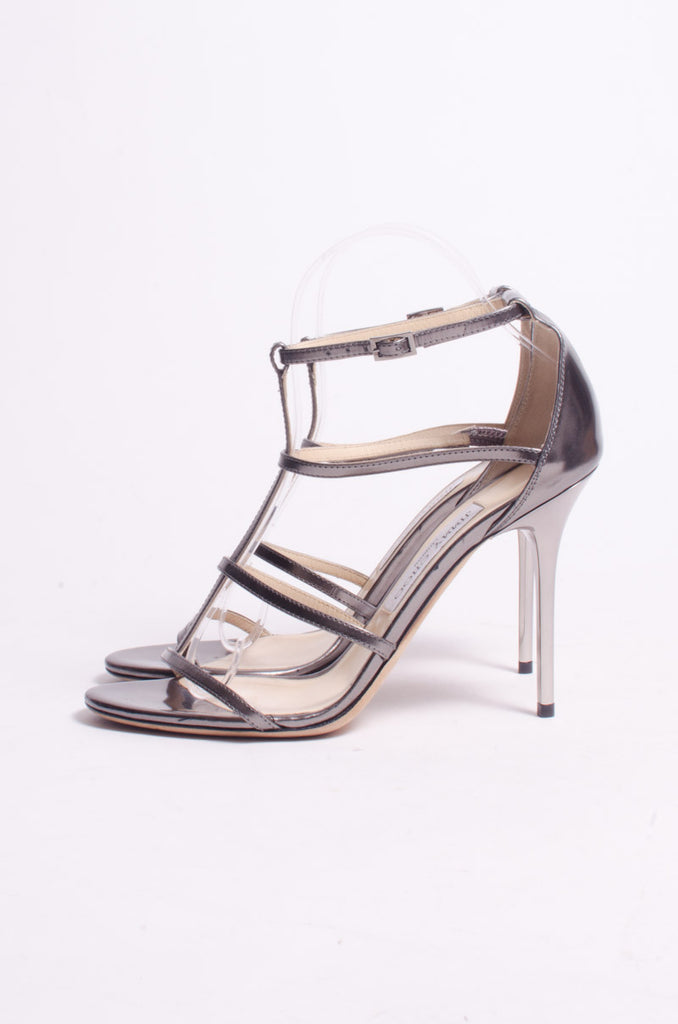 DORY SILVER HEELS