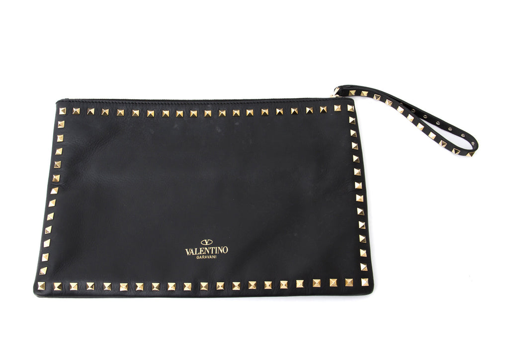 ROCKSTUD LARGE CLUTCH