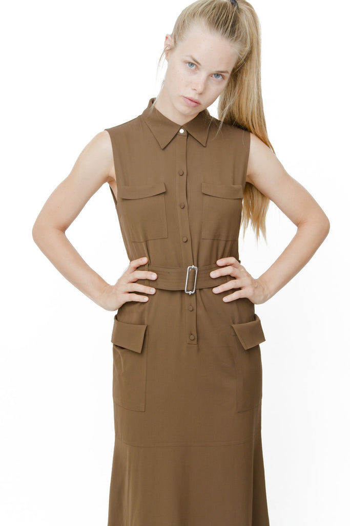 HAYDEN UTILITY DRESS