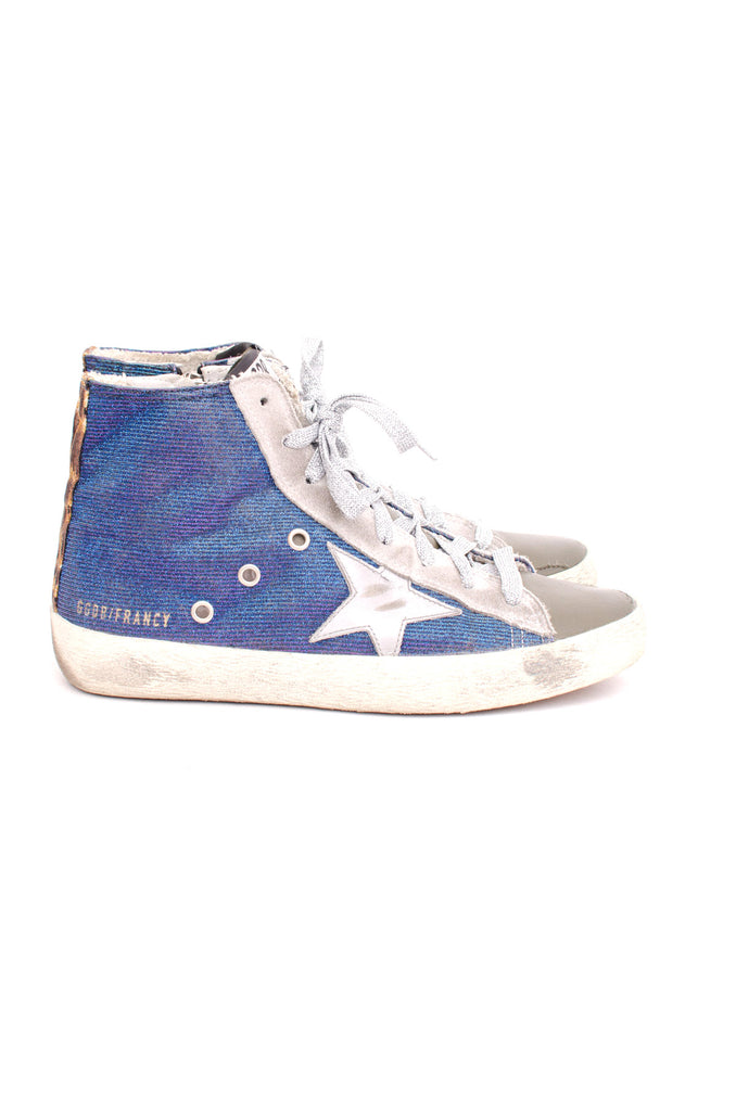 FRANCY HI TOP SNEAKERS
