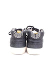MID STAR LEATHER SNEAKERS