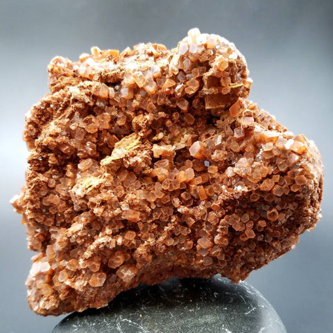 Aragonite Crystal Cluster 4""