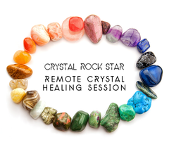 Distance Crystal Healing Sessions