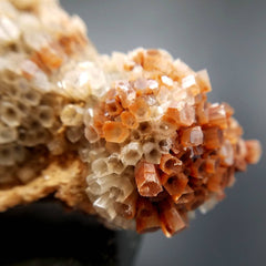 Angel Aragonite Crystal Cluster 4.4""