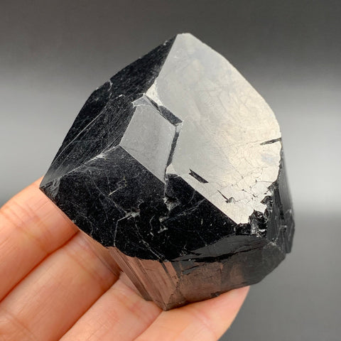 Black Tourmaline Natural Collector Specimen