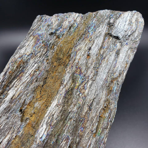 Rainbow Hematite Large Raw Shimmery Crystal