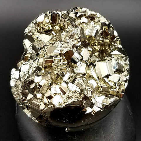 "Pyrite Sphere 2.6"" Collector Crystal"
