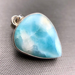 Larimar Atlantis Connection Pendant