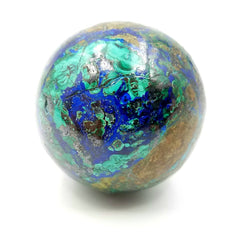 Azurite Malachite Chrysocolla Collector Sphere