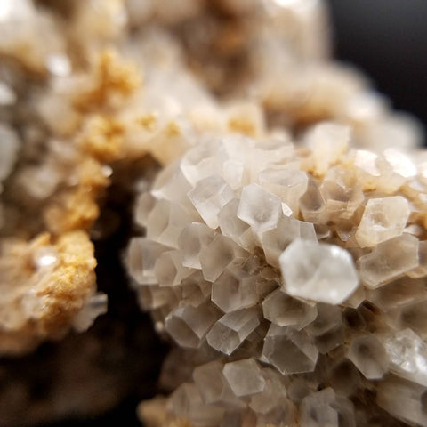 Colorless Aragonite Cluster 4.13""