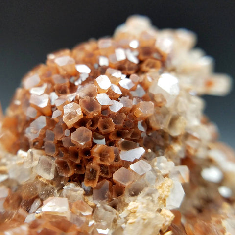 Aragonite Marbled Cluster 5.51""