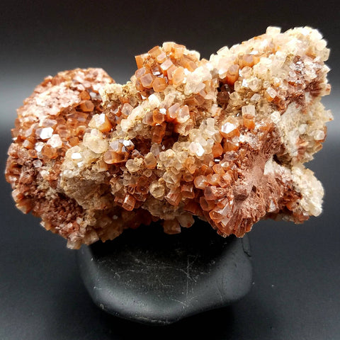 Aragonite Marbled Cluster 4.72""