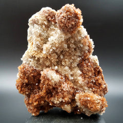 Aragonite Marbled Cluster 4.06""