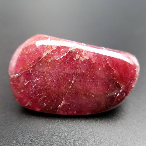 Rare Gem Rhodonite Tumbled Crystal