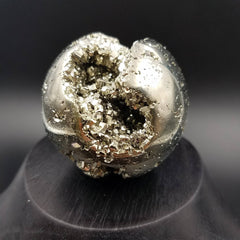 Pyrite Sphere Prosperity Crystal Ball