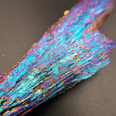 Titanium Kyanite Large Rainbow Crystal