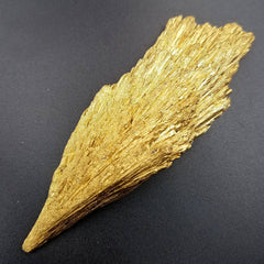 Gold Black Kyanite Wing 3.8""
