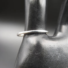 Moonstone Moon Goddess Ring Size 7