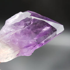 "Amethyst Raw 3.1"" Crystal Point"