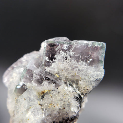 Fluorite Crystal Fluorescent UV Color Changing