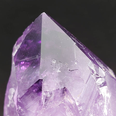 Amethyst Large Standing Cluster