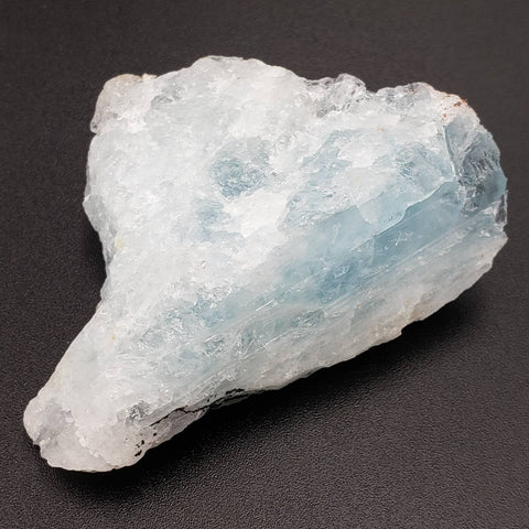 Aquamarine Raw Crystal Blue Beryl