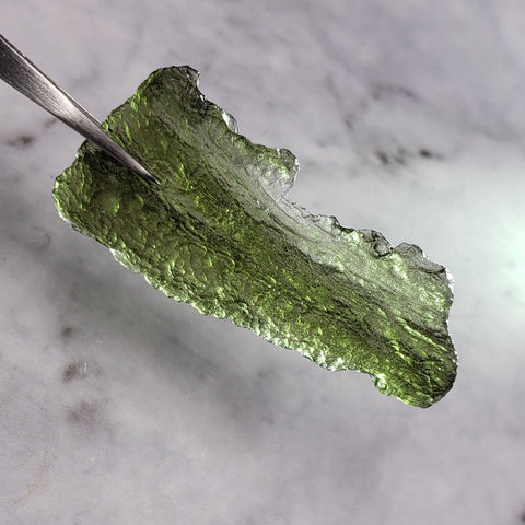 Rare Angel Chime Genuine Moldavite