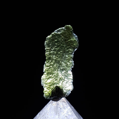 Angel Chime Moldavite - Collector Tektite 5.6g