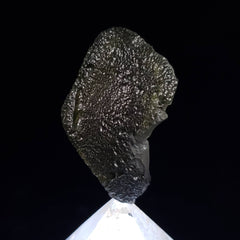 Genuine Angel Chime Moldavite 6.8g