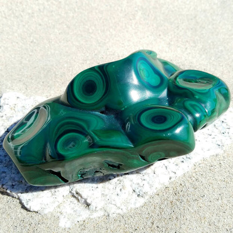 Large Malachite 6.18""