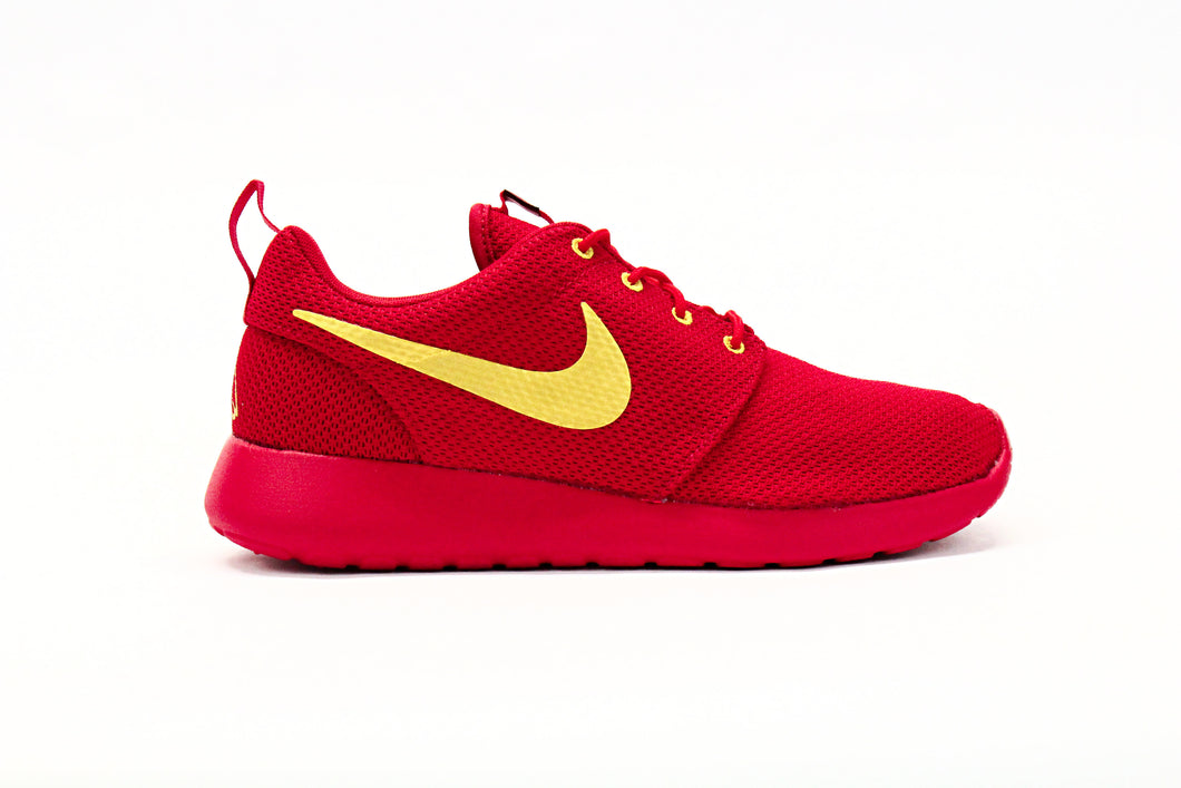 on sale 7561e 0dbeb RED OVO inspired Roshe Custom (Base Shoe Included) ONLY 22 Pairs.