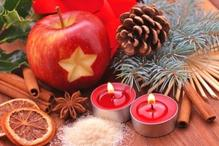 Holiday Spice- Cali Vibes Natural Soy Wax Candle