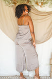 Wine & Dine Satin Pants