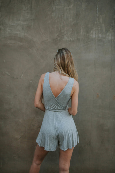 Jump Around Romper