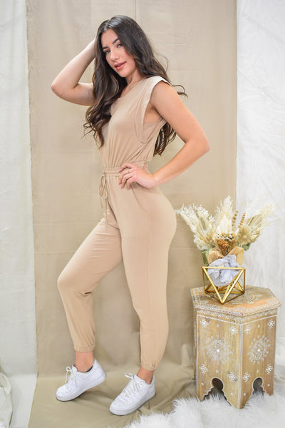 Work From Home Jumpsuit