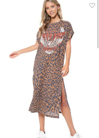 PREORDER Free Bird Graphic Maxi