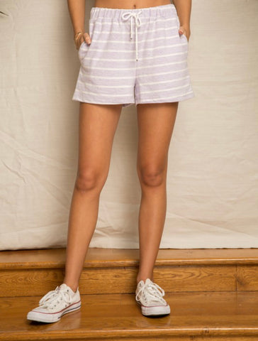 Harper Stripe Shorts