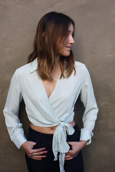 The One Wrap Top
