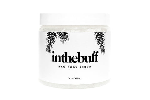 In the Buff/ Body scrub