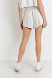 Cotton Lounge Relaxed Shorts